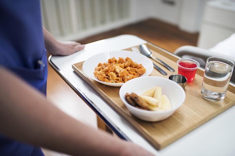 Revolutionizing Heat and Serve Hospital Food