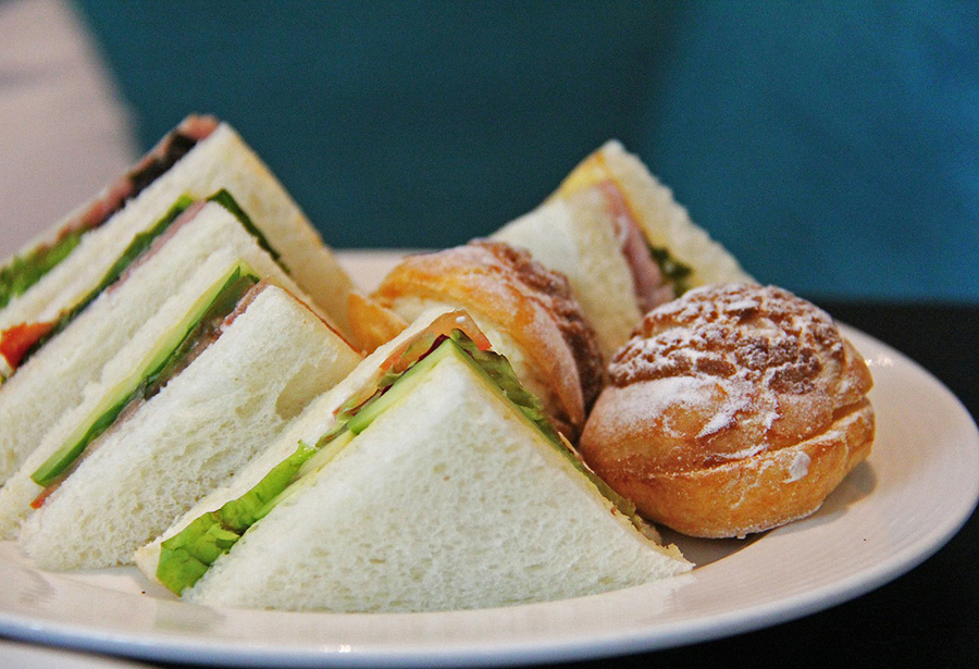 Tea Sandwiches for Afternoons at Your Country Club