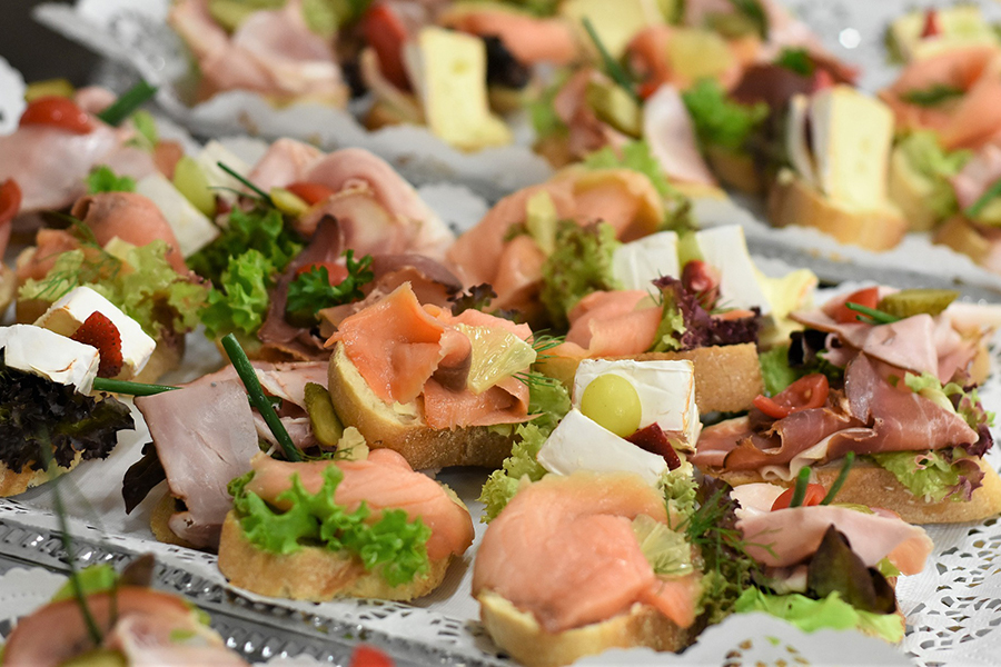 New Gluten Free Appetizer Options for Caterers