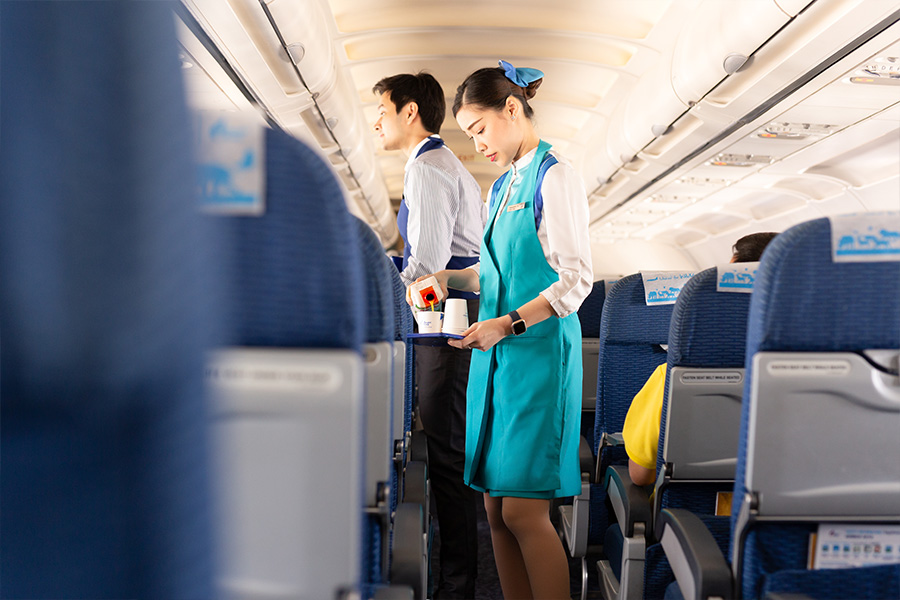 Airline Food in the Time of Pandemic and Beyond