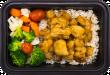 mandarin-orange-chicken-steam-rice-vegetables